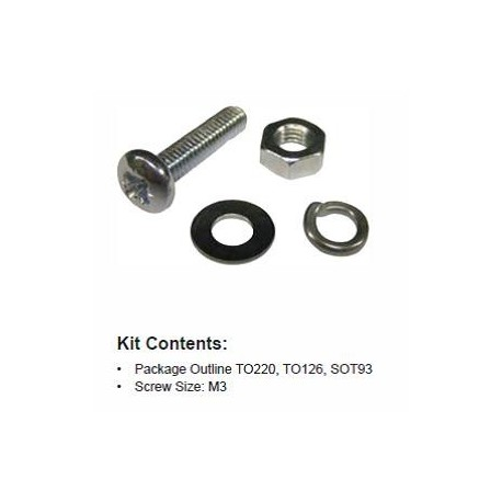 Install kit M3 for T220, T0-126 and S0T-93