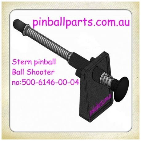 Stern Ball Shooter Assy