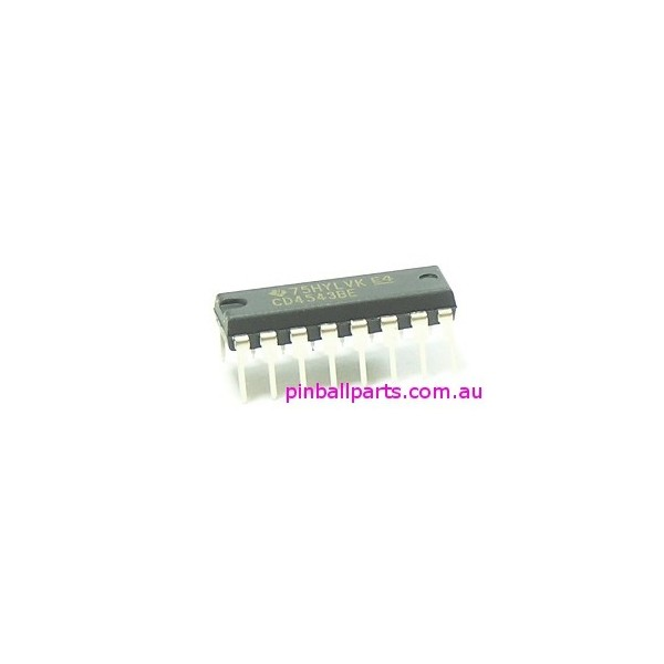 4040 CMOS 12 stage Binary Counter