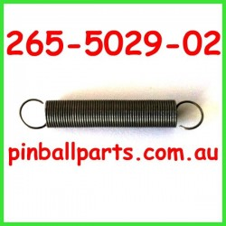 265-5029-02 Flipper return spring